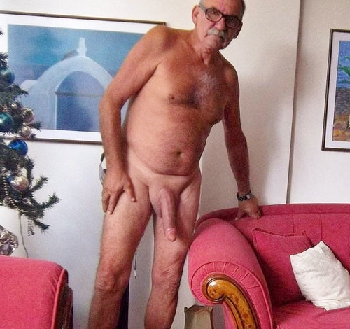 Grandpa gay sex cum movie before lengthy